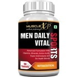 MuscleXP MultiVitamin Men Daily Sports with 47 Nutrients (Vitamins, Minerals & Amino Acids) 90 Tablets