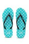 PAYTM LOOT JUST FREE -Birde Turquoise Lightweight FlipFlop