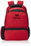 Wildcraft Nylon 21 liters Laptop Bag (8903338045373)- Rs  439  [ 80 %  off   ] @  amazon