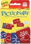 Mattel Games Pictionary  (Multicolor)