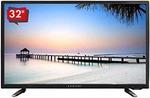Kevin 81.3 cm (32 inches) HD Ready LED TV K56U912 (Black) (2018 model)