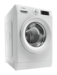 Whirlpool 8 Kg Fully-Automatic Front Loading Washing Machine (Fresh Care 8212 White)