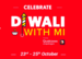 Diwali with Mi at Mi Home & Partner Stores - Upto 3000 off on mobile phones + upto ₹1000 Paytm cashback |  ₹500 SBI cashback | Oct 18 - Nov 7