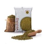 Amazon Brand - Vedaka Premium Green Moong Whole/Sabut, 500g at 19rs