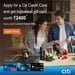 Apply For Citi Credit Card & Spend Min INR 4000 or more in the first 30 days post booking of the Citi Credit Card & Get Big Basket Gift Card of 2400₹