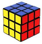 Two nos. Rubik's cube get two for just rs 3