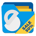 Solid Explorer @ Rs 10/- Best Android File Manager (Black Friday Sale)