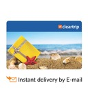 Cleartrip E-Gift Card: Upto 20% Off + 10% Instant Discount Using Standard Chartered Bank Debit & Credit Cards