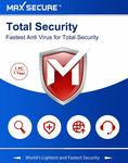 Max Secure Software Total Security Platinum Version 6 at 39/- collect 80% coupon