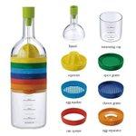 Tosaa Plastic Kitchen Tool, Multicolour