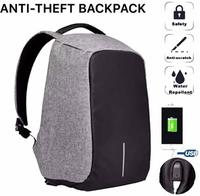 7e45e7ce30 Ozoy Zofey Business Anti-theft Fabric Water Resistant USB Charging Port  Laptop Backpack