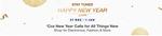 Paytm: Happy New Year Sale (27 Dec - 1 Jan)