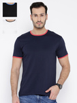 Design Classics Pack of 3 Solid T-shirts at 219