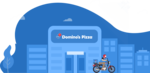 Flat 20 instant discount on ordering Pizza at Domino's + upto 50% Cashback on Payments via Amazon,Freecharge,Pocket,Paypal
