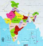 Skillofun Map of India Jigsaw Floor Puzzle in Wooden Box, Multi Color- Rs  225  [ 65 %  off   ] @  amazon