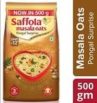 [ Back ] Steal Deal :  Saffola Masala Oats Pongal Surprise, 500g @90.