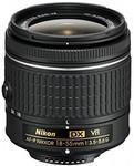 Lowest - Nikon DX Nikkor 18-55 mm f/3.5-5.6G VR AF-P Lens for Camera (Black)at Rs 6615 other sellers at 8k+