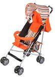 Tiffy & Toffee Baby Buggy Maxtrem Sit and Sleep (Orange)- Rs  1212  [ 60 %  off   ] @  amazon