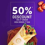 Upcoming | Faasos - 20% cashback up to Rs.75, applicable once per user on paying using Amazon Pay on Faasos.