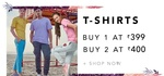 Myntra Flash Sale :- Top offers on Top brand's (t-shirt, jeans, Shirt, dresses,shoes, kurta)
