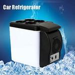 Portable Car Freezer Fridge 6L