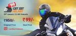 LIVE   Droom Helmet Sale   11 AM, 9 Jan