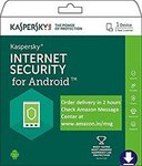 Kaspersky Internet Security for Android 1 Device, 1 Year.