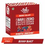 41% off on Eat Anytime Crunchy Granola and Cereal Bars, Berry Blast - Cranberry, Almonds, Quinoa, Oats - 228g (Pack of 6) Apply 15% off coupon