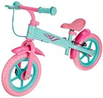 Toy House Balance Bike, Pink
