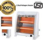 HALOGEN HEATER    ISI Approved (IS:368)    4 Layer Protection To Save Brockage
