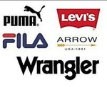 Puma ,Arrow, Levi's, UCB Clothing Min 70% Off + Free Shipping