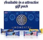 Pantry : Cadbury Oreo Moments Gift Pack, 600g @90    (Max Qty 6)