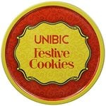 Unibic Festive Cookies, Tin, 250g- Rs  109  [ 63 %  off   ] @  amazon
