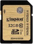 Sony 32 GB SDHC Class 10 94 MB/s Memory Card @509