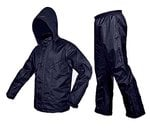 LOWEST   Zavia Premium Plain Rain Coat (XL- Free size) Blue