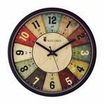 [prime]Amazon Brand - Solimo 12-inch Wall Clock