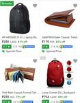 Hp Skybag Americans Trouser Bag Start @280