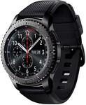 SAMSUNG Gear S3 Frontier Smartwatch@17,990 + bank offer