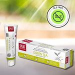 Splat Professional Series Green Tea Toothpaste - 100 ml (Pack of 3)