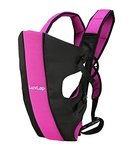 LuvLap Sunshine Baby Carrier (Black/Pink)- Rs  789  [ 49 %  off   ] @  amazon