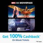 Paytm Marvel Movie Passes - Watch Captain Marvel and Avengers Endgame, Get 100% Cashback upto Rs 200