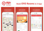 OYO room  bookings from MyVodafone app