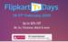 Flipkart TV Days: Upto 50% Off + 10% Off via Axis Bank Credit & Debit Cards + Play & Win 40 Inch Smart TV + Happy Hours  | 14-17 Feb