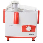 Baltra BJMG-101 500-Watt Storm Juicer Mixer Grinder (White)