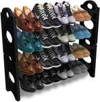 Frazzer Collapsible shoe stand 75% off