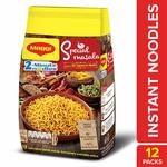 Back Again - Maggi 2-Minute Special Masala Instant Noodles, 70g (Pack of 12) at Rs.145