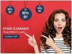 Flipkart Clearance: 60%| 70%| 80% | Off On All Flipkart  Product