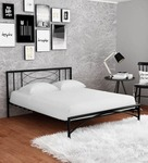 Queen Size Bed @6555 only + Extra Savings with Pepperfry GV's