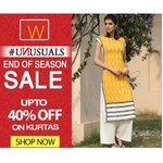 W for Woman Women's Clothing upto 80% off