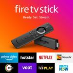 (Prime Only) Fire TV Stick with all-new Alexa Voice Remote | Streaming Media Player